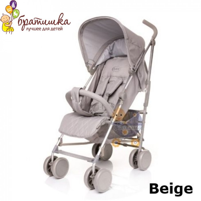 4baby LeCaprice, цвет Light Grey