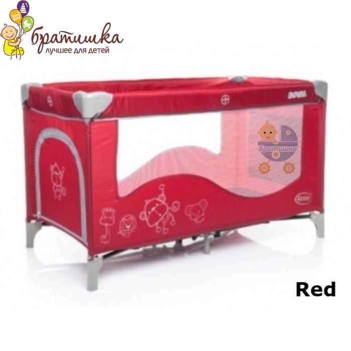4baby Royal, цвет Red