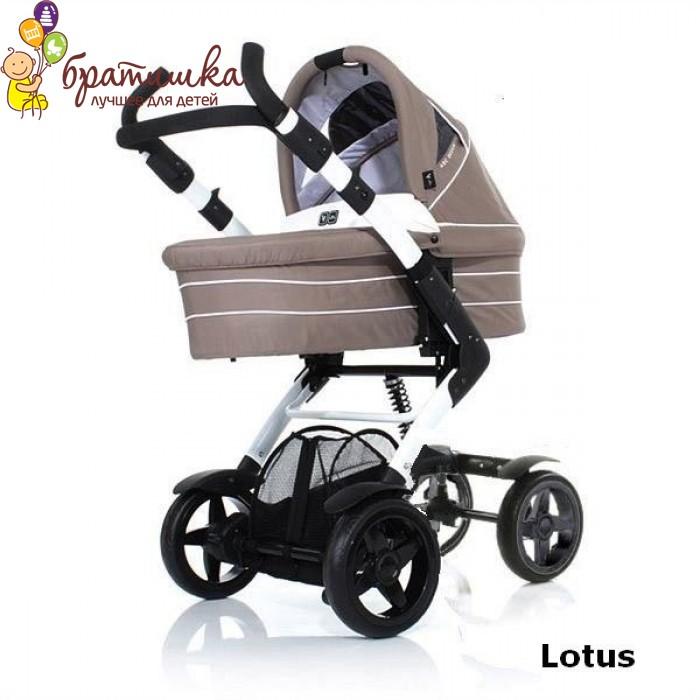 ABC Design 4-Tec 2 в 1, цвет Lotus
