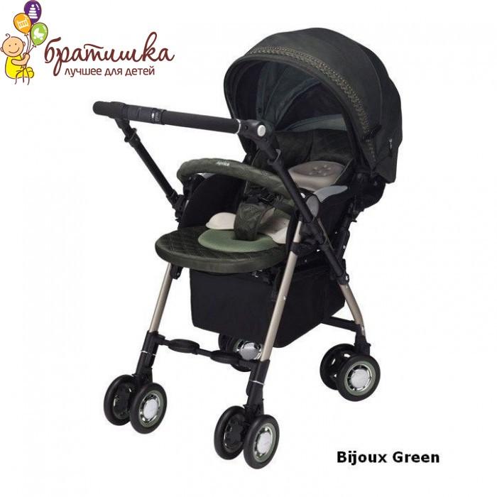 Aprica Soraria Premium, цвет Bijoux Green