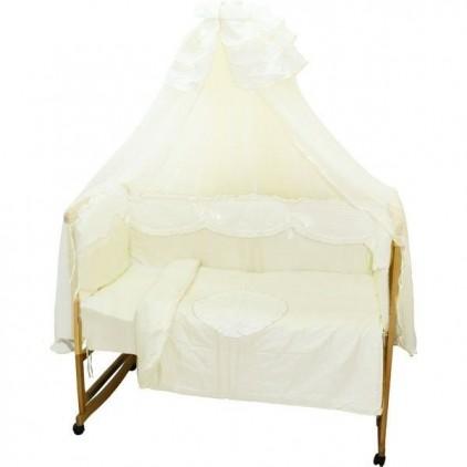 Детское постельное белье для новорожденных Ассоль Белоснежка
