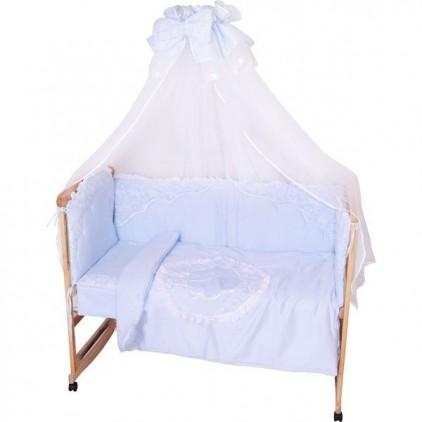 Детское постельное белье для новорожденных Ассоль Бланка
