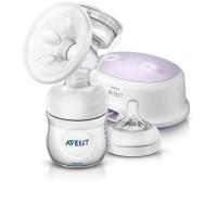 Одинарный электрический молокоотсос Avent Comfort SCF332/01/579113