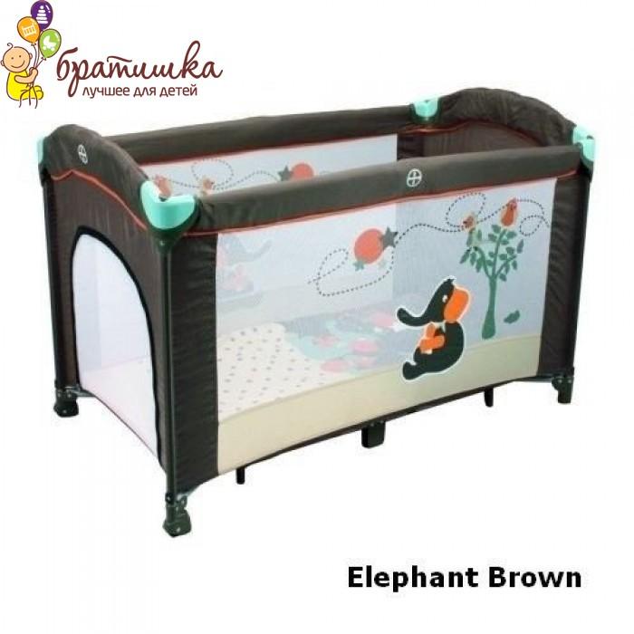 Baby Care M140, цвет Elephant Brown