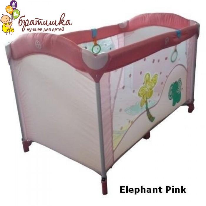 Baby Care M140, цвет Elephant Pink