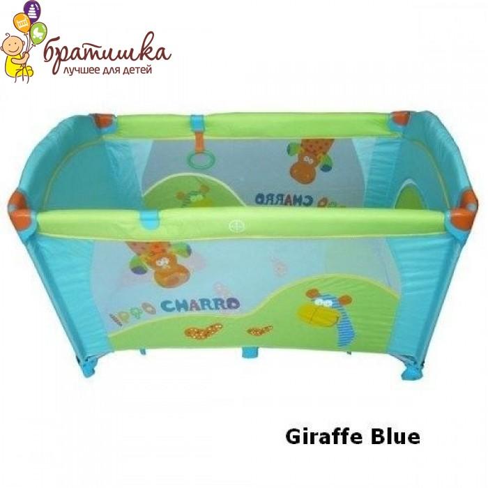 Baby Care M140, цвет Giraffe Blue