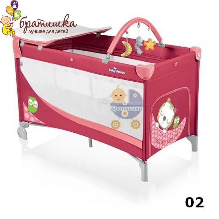 Baby Design Dream, цвет 02