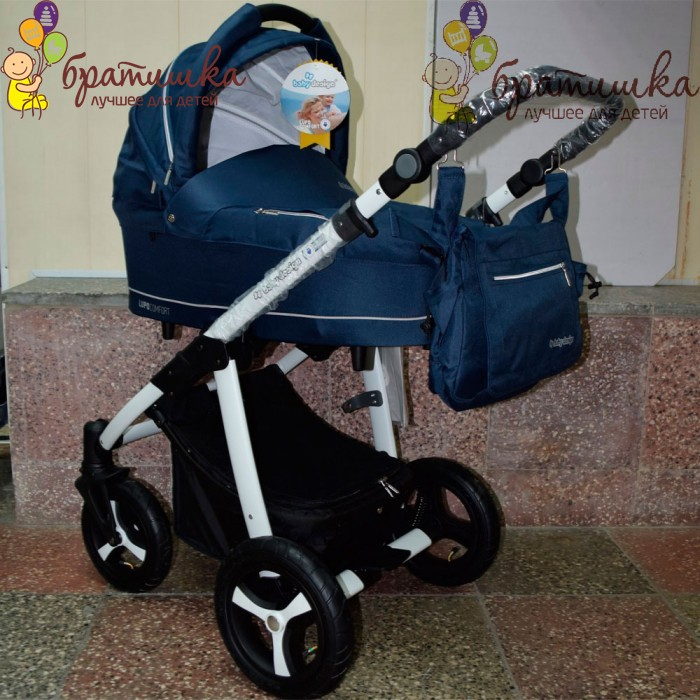 Baby Design Lupo Comfort, цвет 03