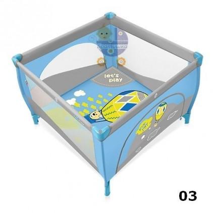 Детский манеж Baby Design Play