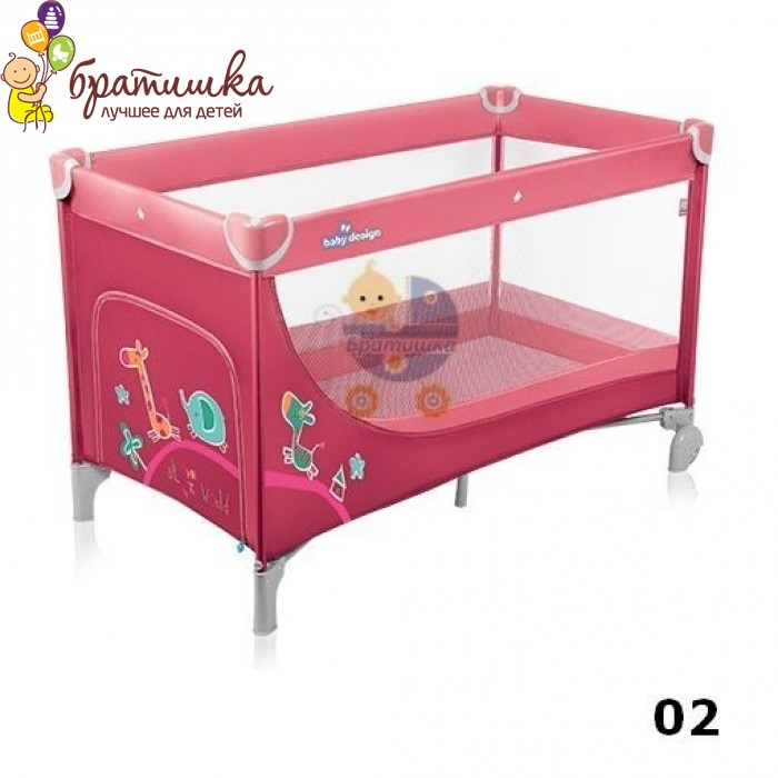 Baby Design Simple, цвет 02