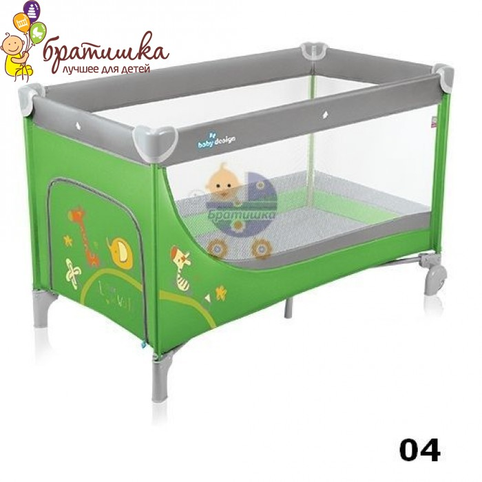 Baby Design Simple, цвет 04