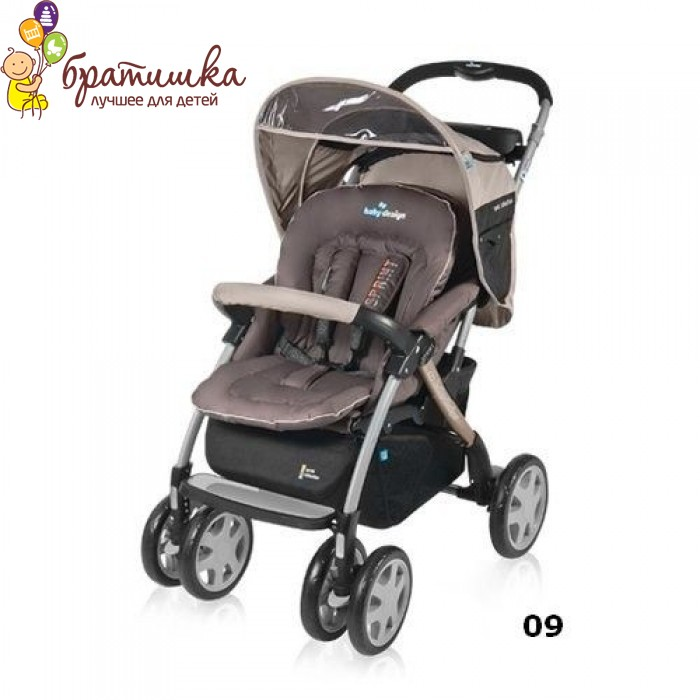 Baby Design Sprint, цвет 09