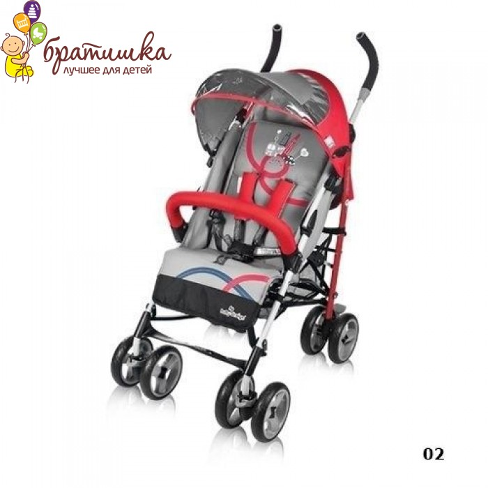 Baby Design Travel, цвет 02