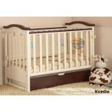 Детская кроватка Baby Dream Prestige 2 с маятником