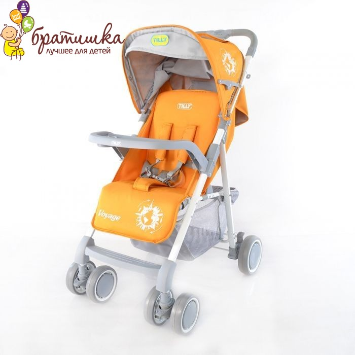 Baby Tilly Voyage, цвет Yellow