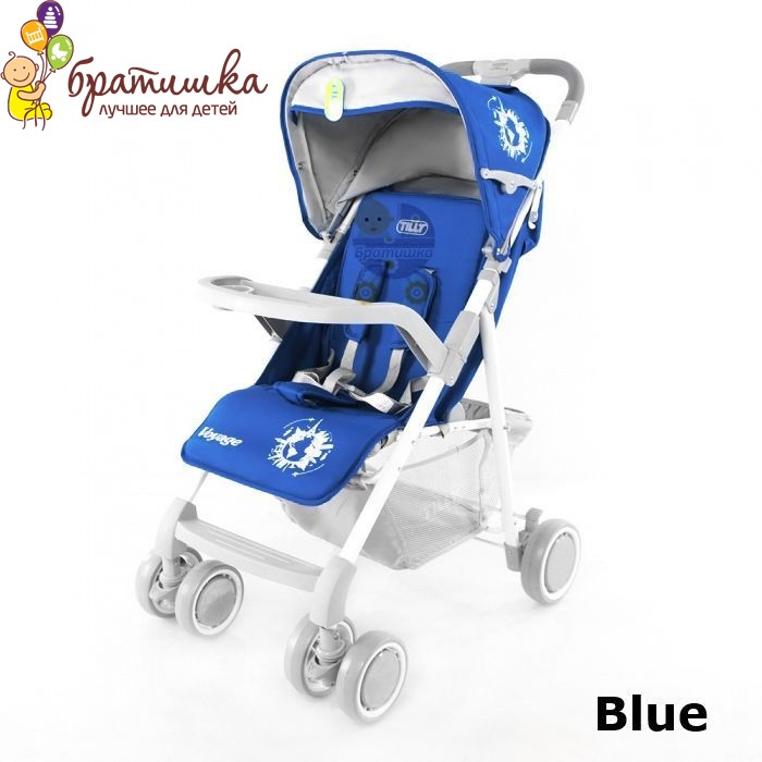 Baby Tilly Voyage, цвет Blue