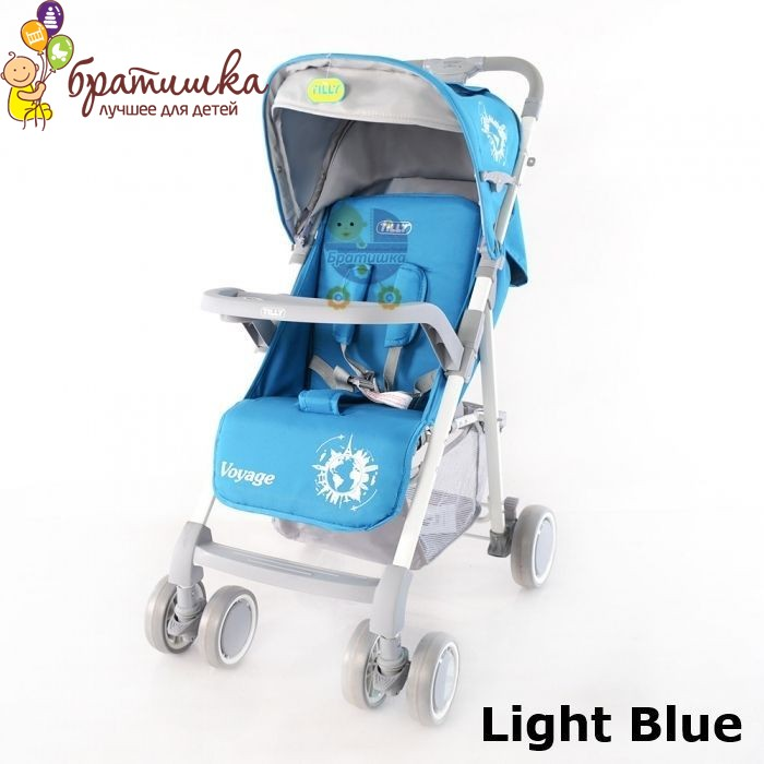 Baby Tilly Voyage, цвет Light Blue