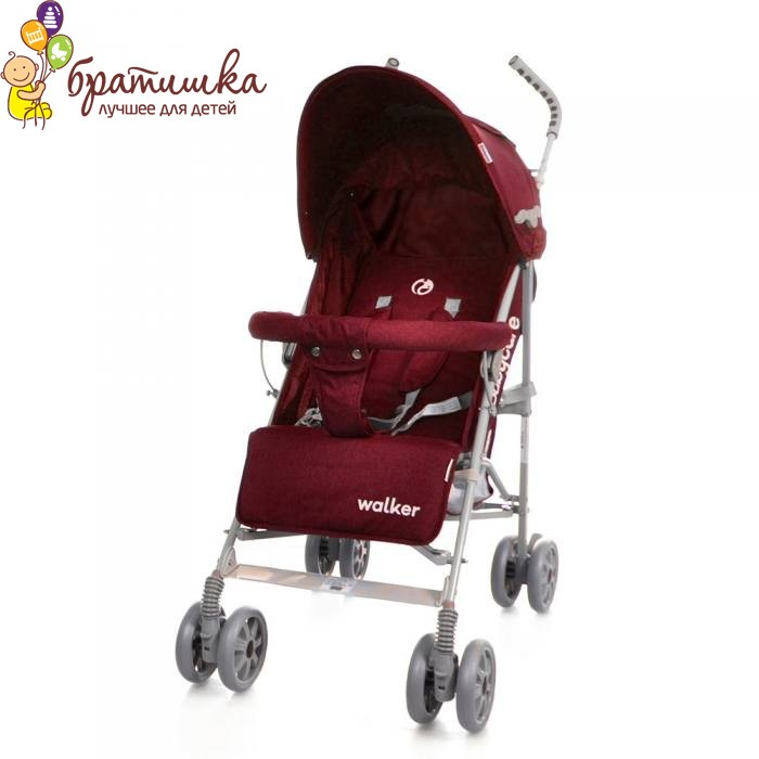 Babycare Walker 2018, цвет Red