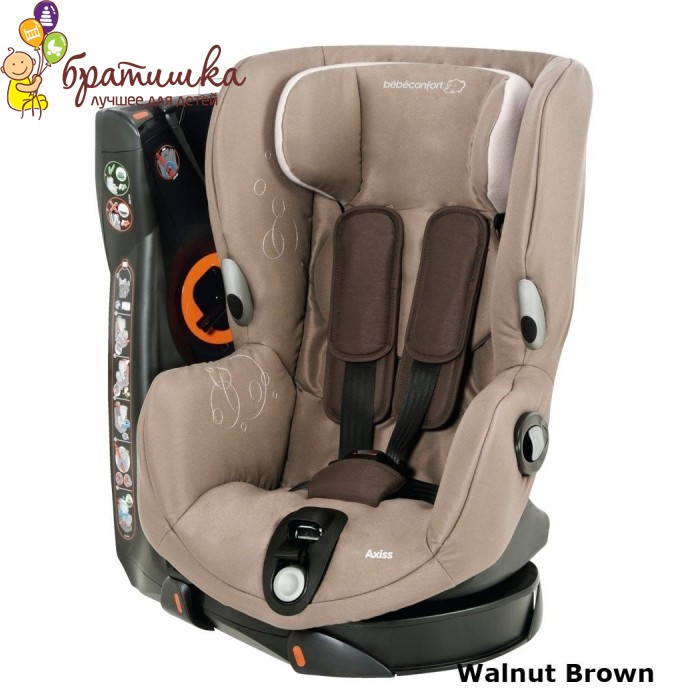 Bebe Confort Axiss, цвет Walnut Bown