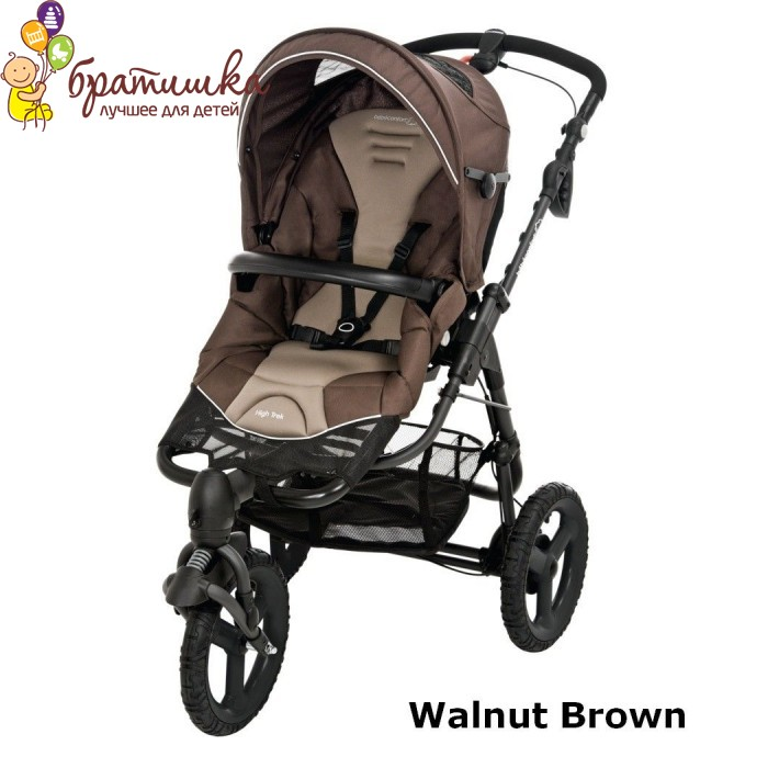 Bebe Confort High Trek, цвет Walnut Brown