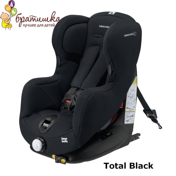 Bebe Confort Iseos Isofix, цвет Total Black