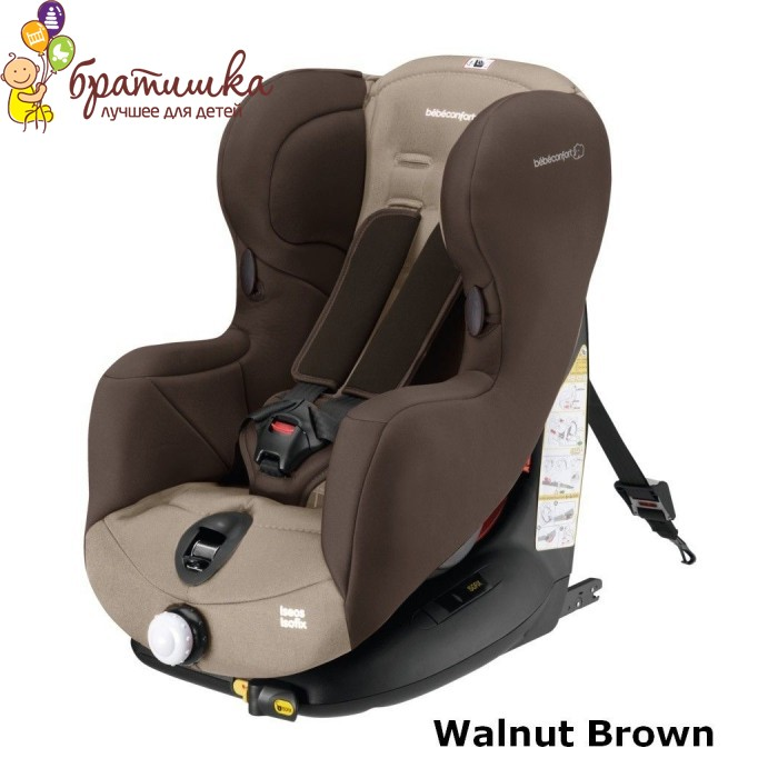 Bebe Confort Iseos Isofix, цвет Walnut Brown
