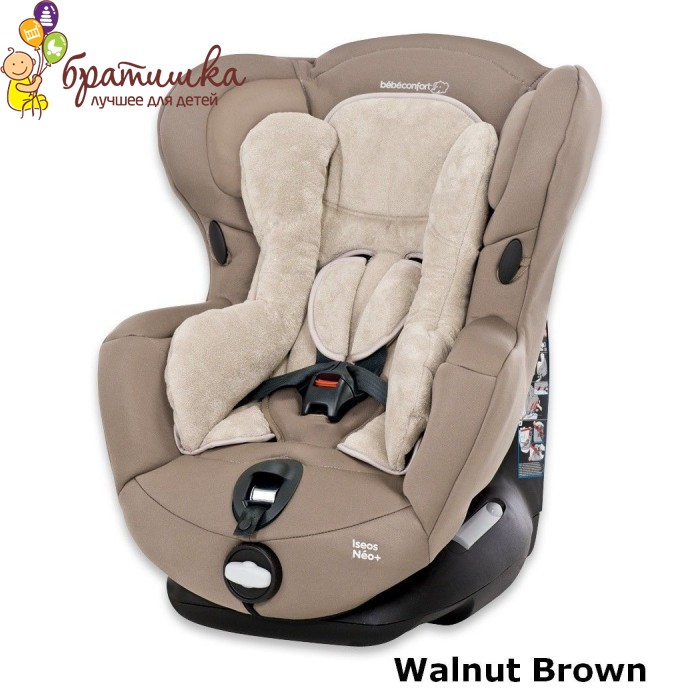 Bebe Confort Iseos Neo+, цвет Walnut Brown
