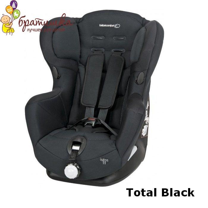 Bebe Confort Iseos TT, цвет Total Black