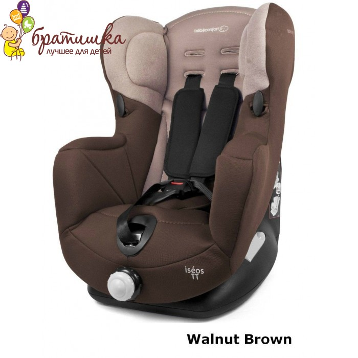 Bebe Confort Iseos TT, цвет Walnut Brown