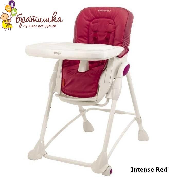 Bebe Confort Omega, цвет Intense Red