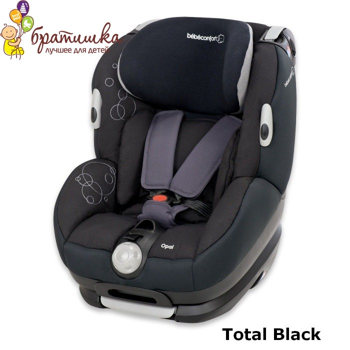 Bebe Confort Opal, цвет Total Black