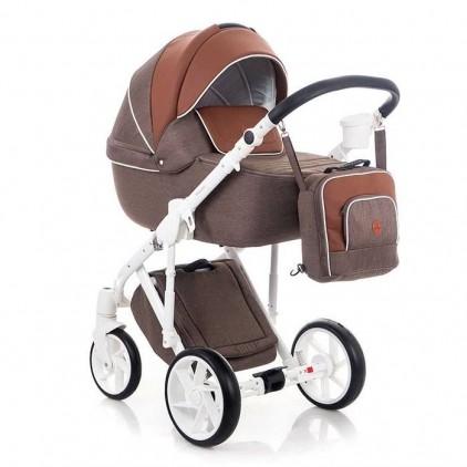 Универсальная коляска Bebe Mobile Marconi (Бебе Мобайл Маркони) 2 в 1