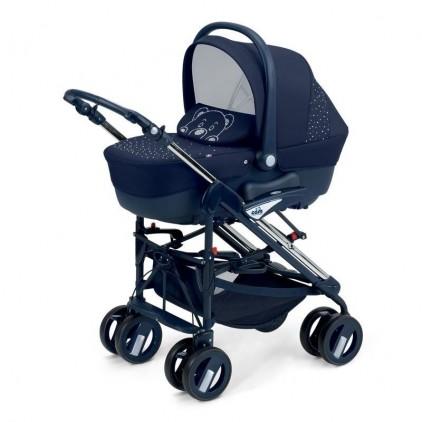 Универсальная коляска CAM Elegant Family Tris 3 в 1