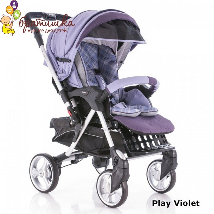 Capella S-709, цвет Play Violet