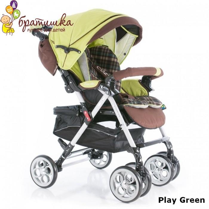 Capella S-801, цвет Play Green
