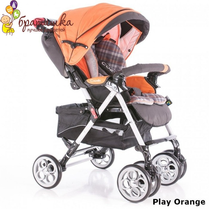 Capella S-801, цвет Play Orange