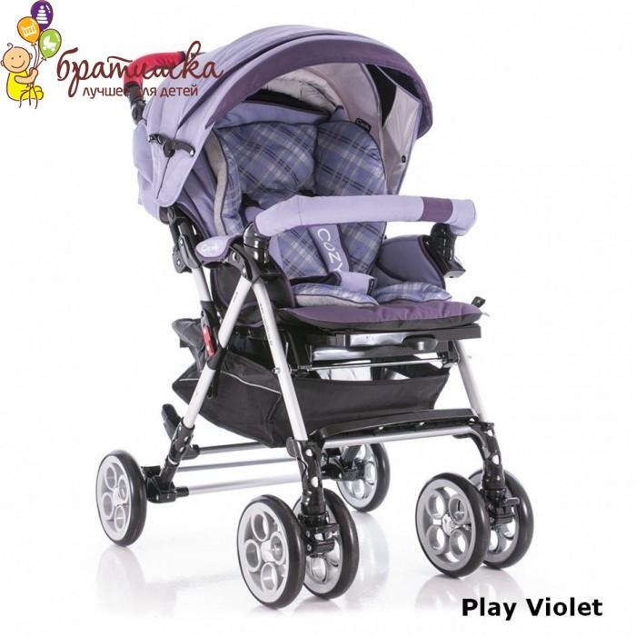 Capella S-801, цвет Play Violet