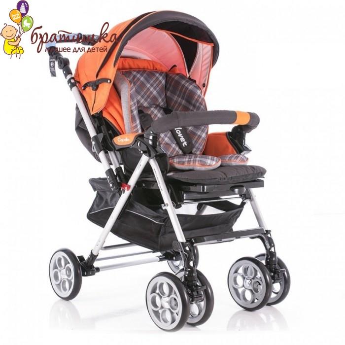 Capella S-802, цвет Play Orange