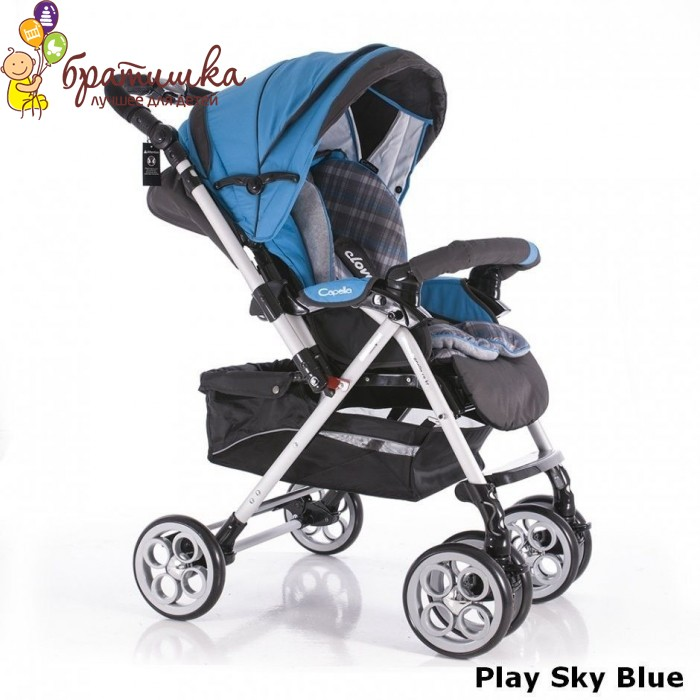 Capella S-802, цвет Play Sky Blue
