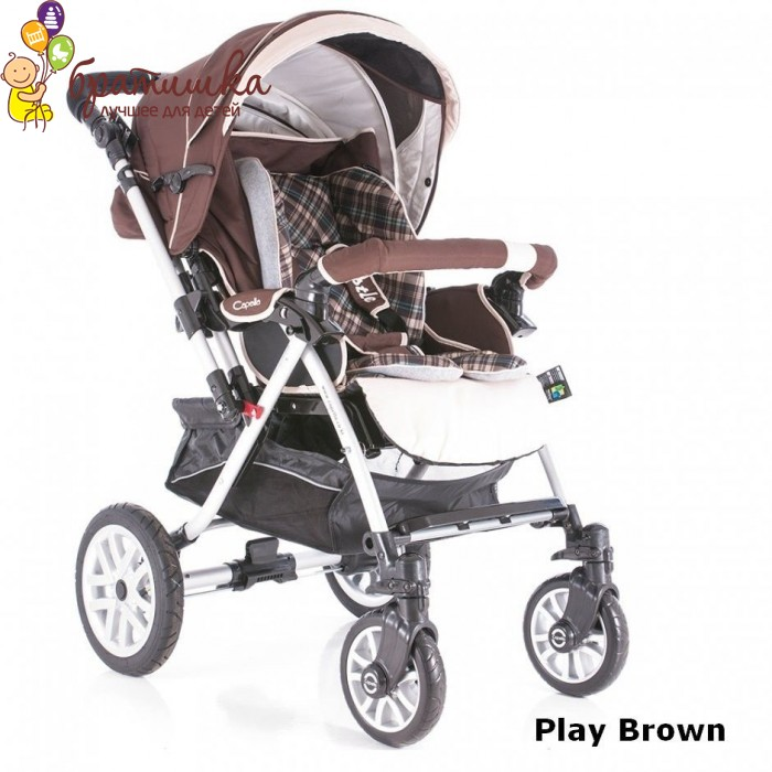 Capella S-803, цвет Play Brown