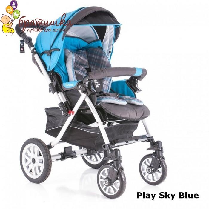 Capella S-803, цвет Play Sky Blue