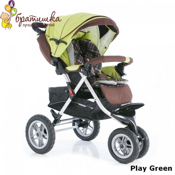Capella S-901, цвет Play Green