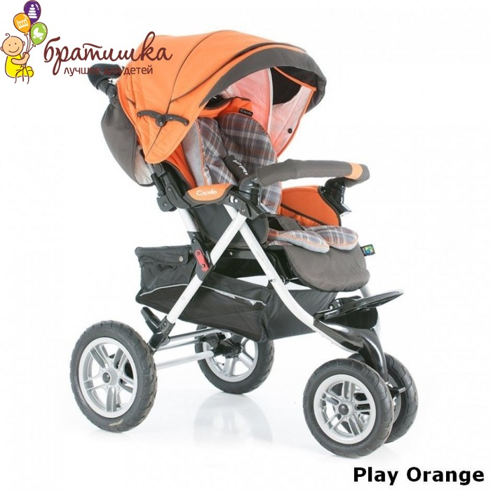Capella S-901, цвет Play Orange