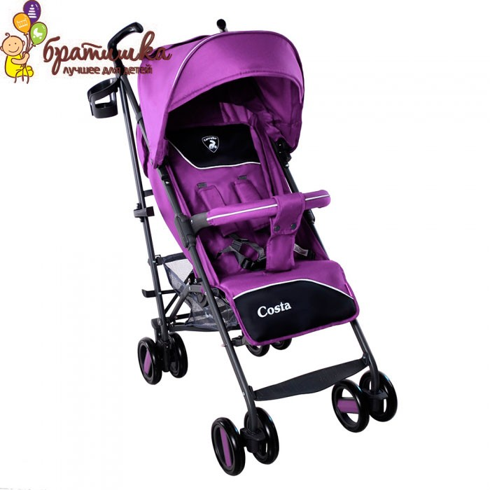 Carrello Costa, цвет Striking Purple