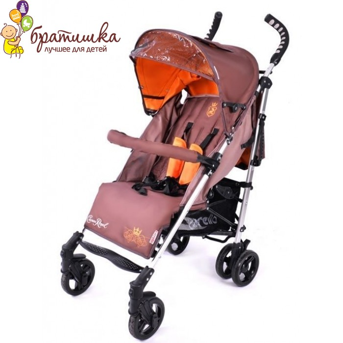Carrello Crown Royal, цвет Brown