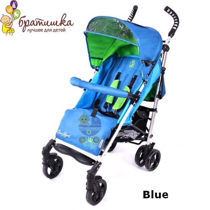 Carrello Crown Royal, цвет Blue