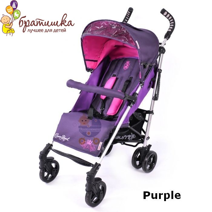 Carrello Crown Royal, цвет Purple