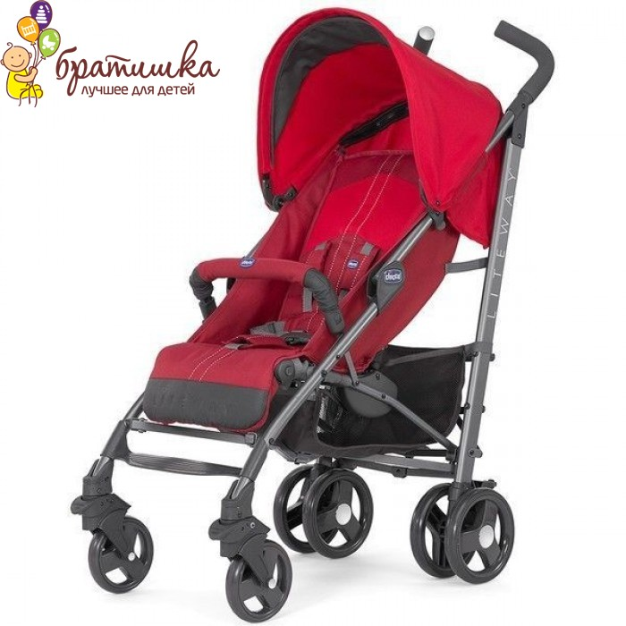 Chicco Lite Way, цвет Red
