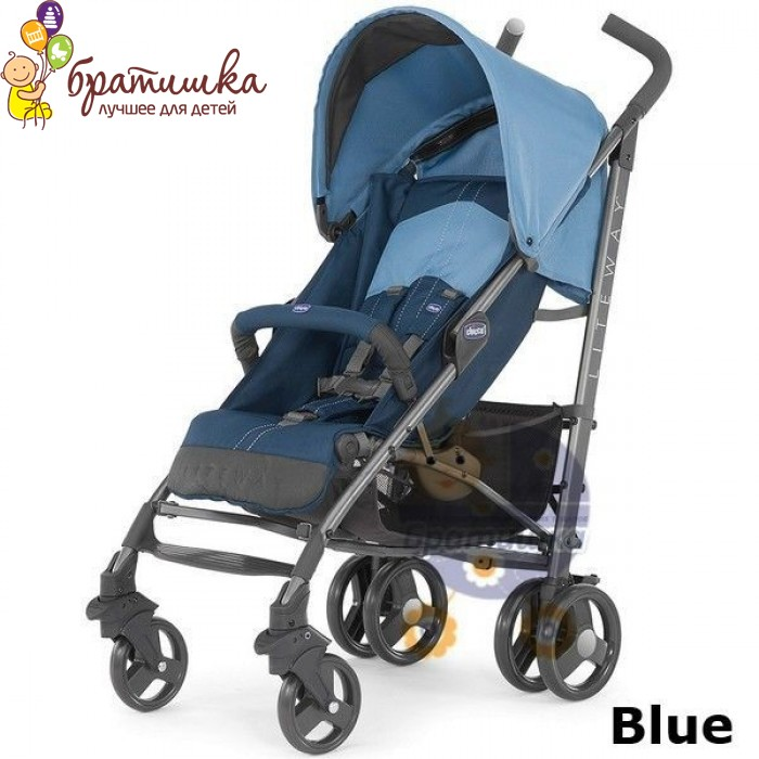 Chicco Lite Way, цвет Blue