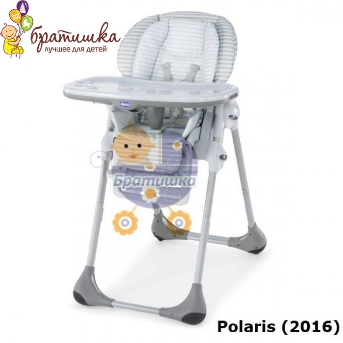 Chicco Polly 2 в 1, цвет Polaris